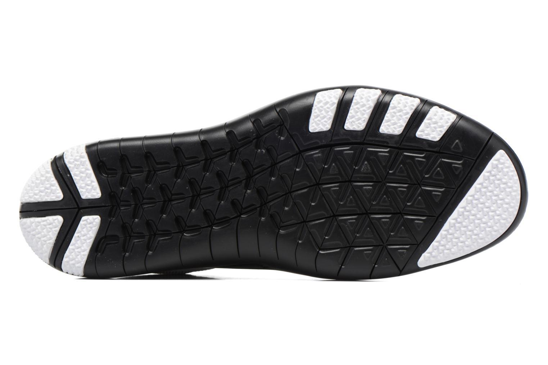 Chaussures de sport Nike W Nike Free Tr Focus Flyknit Blanc vue haut