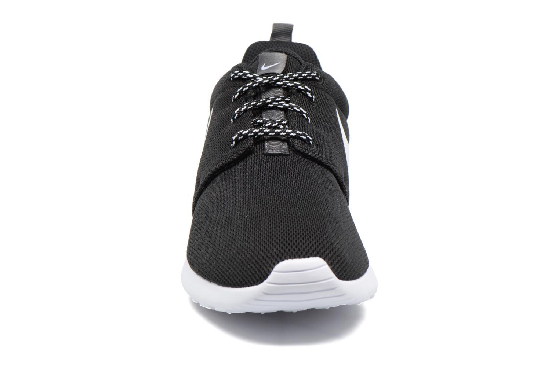 W Nike Roshe One BLACK/WHITE-DARK GREY