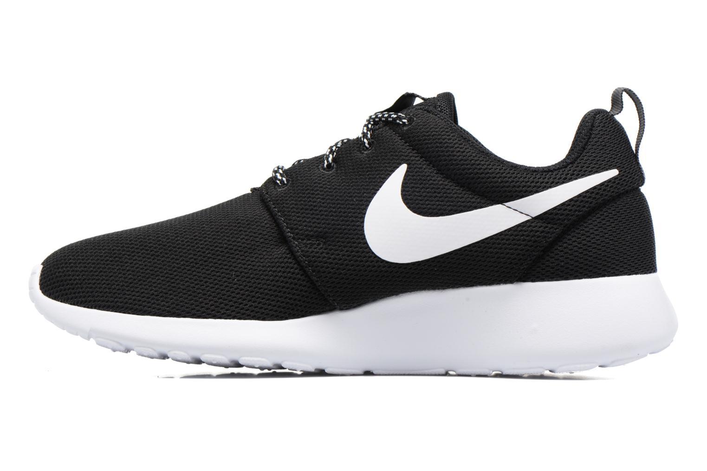 Sneakers Nike W Nike Roshe One Zwart voorkant