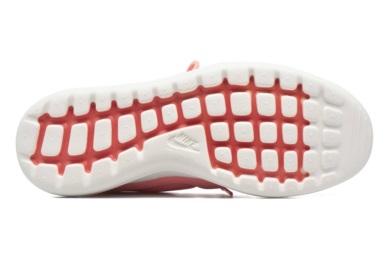 Baskets Nike W Nike Roshe Two Orange vue haut