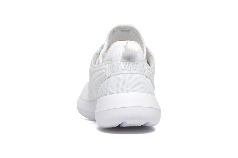 Baskets Nike W Nike Roshe Two Blanc vue droite