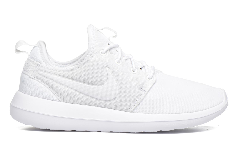 Baskets Nike W Nike Roshe Two Blanc vue derrière