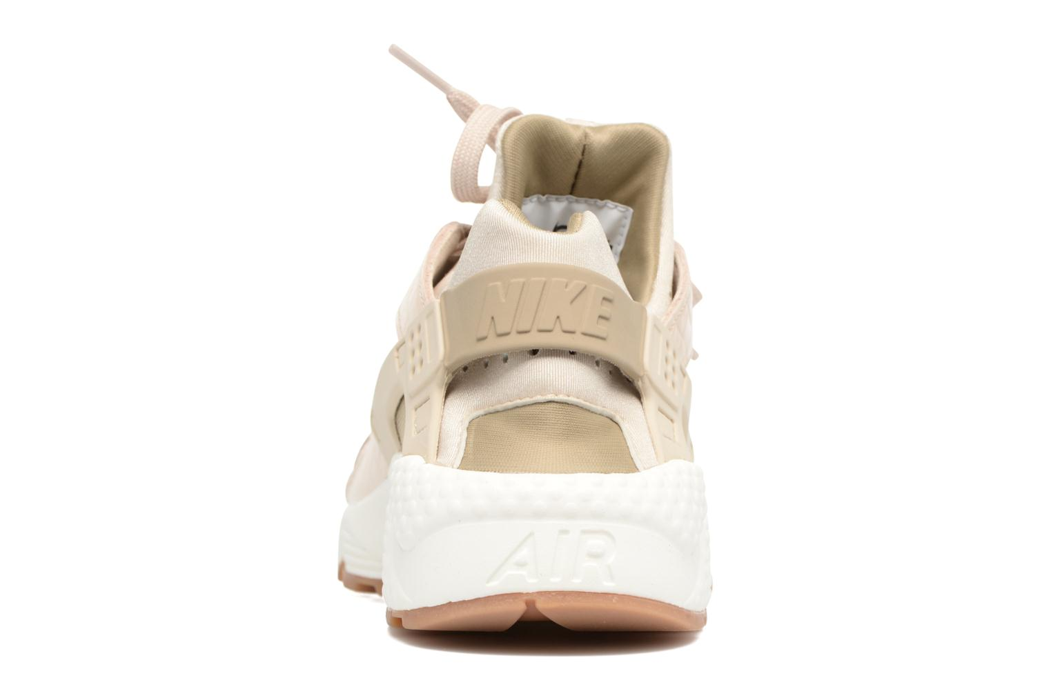 Trainers Nike Wmns Air Huarache Run Prm Beige view from the right
