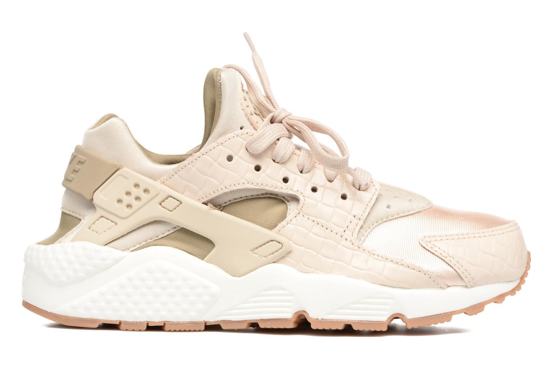 Sneakers Nike Wmns Air Huarache Run Prm Beige bild från baksidan