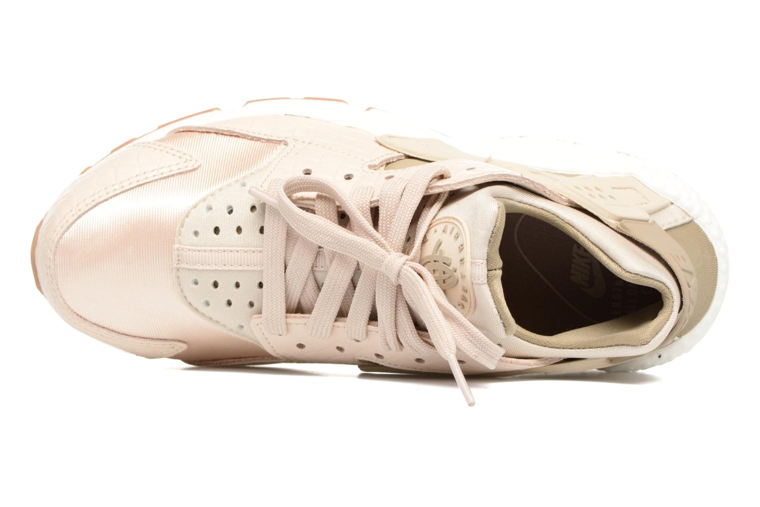 Trainers Nike Wmns Air Huarache Run Prm Beige view from the left