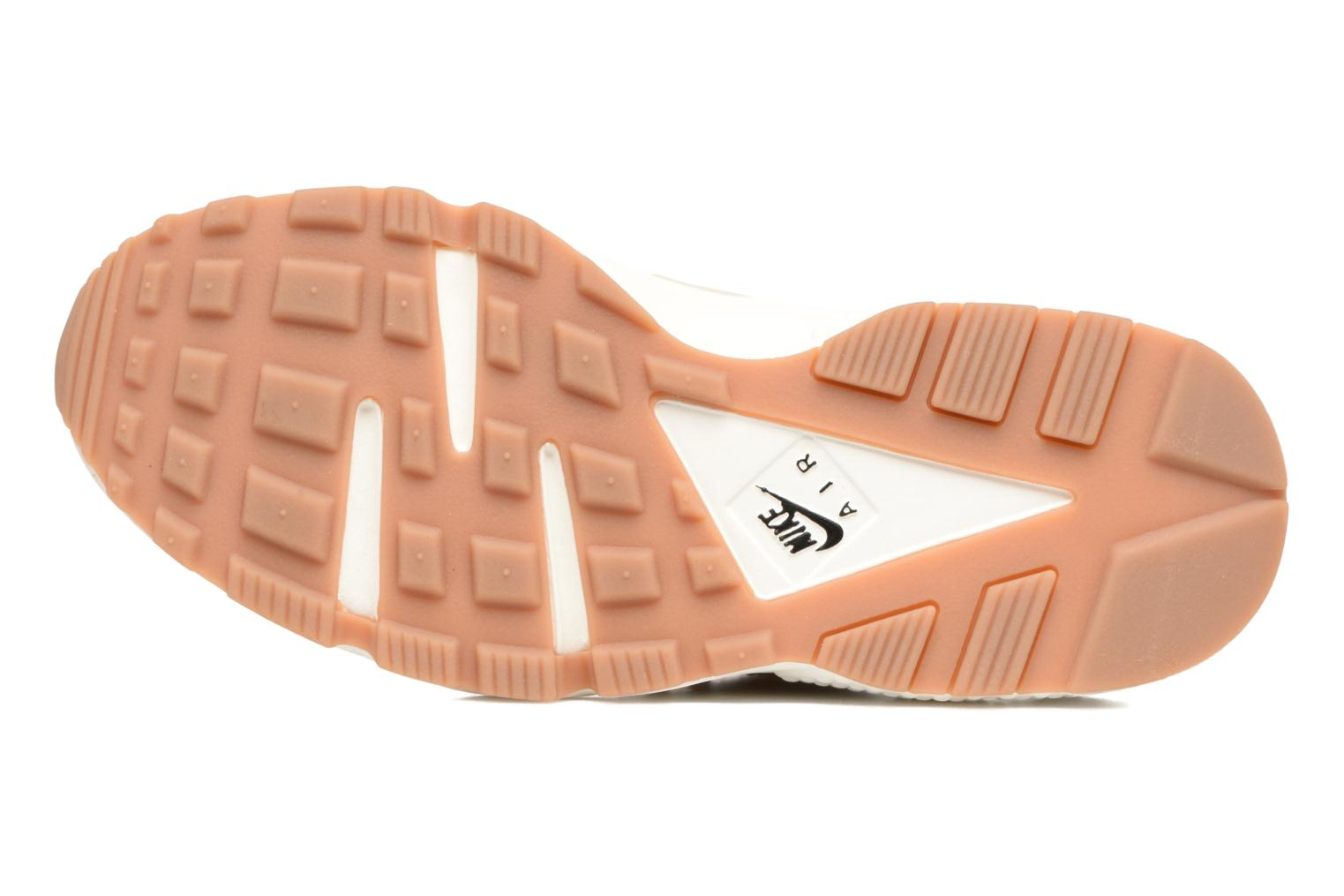 Trainers Nike Wmns Air Huarache Run Prm Beige view from above