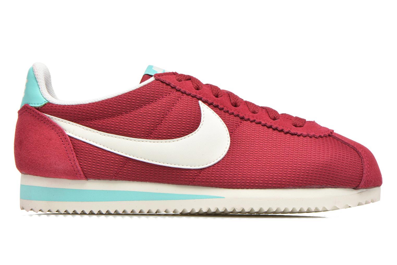 Sneakers Nike Wmns Classic Cortez Txt Bordeaux se bagfra