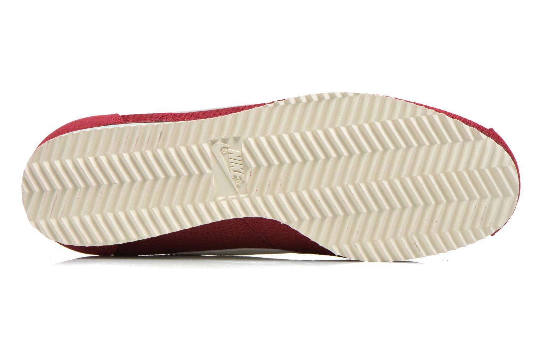 Sneakers Nike Wmns Classic Cortez Txt Bordeaux se foroven