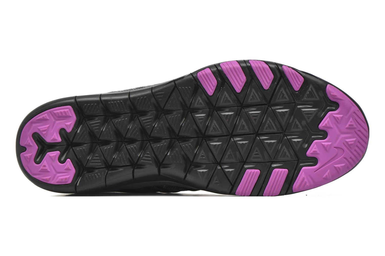 Wmns Nike Free Tr 6 Mtlc Mtlc Silver/Black-Hyper Violet