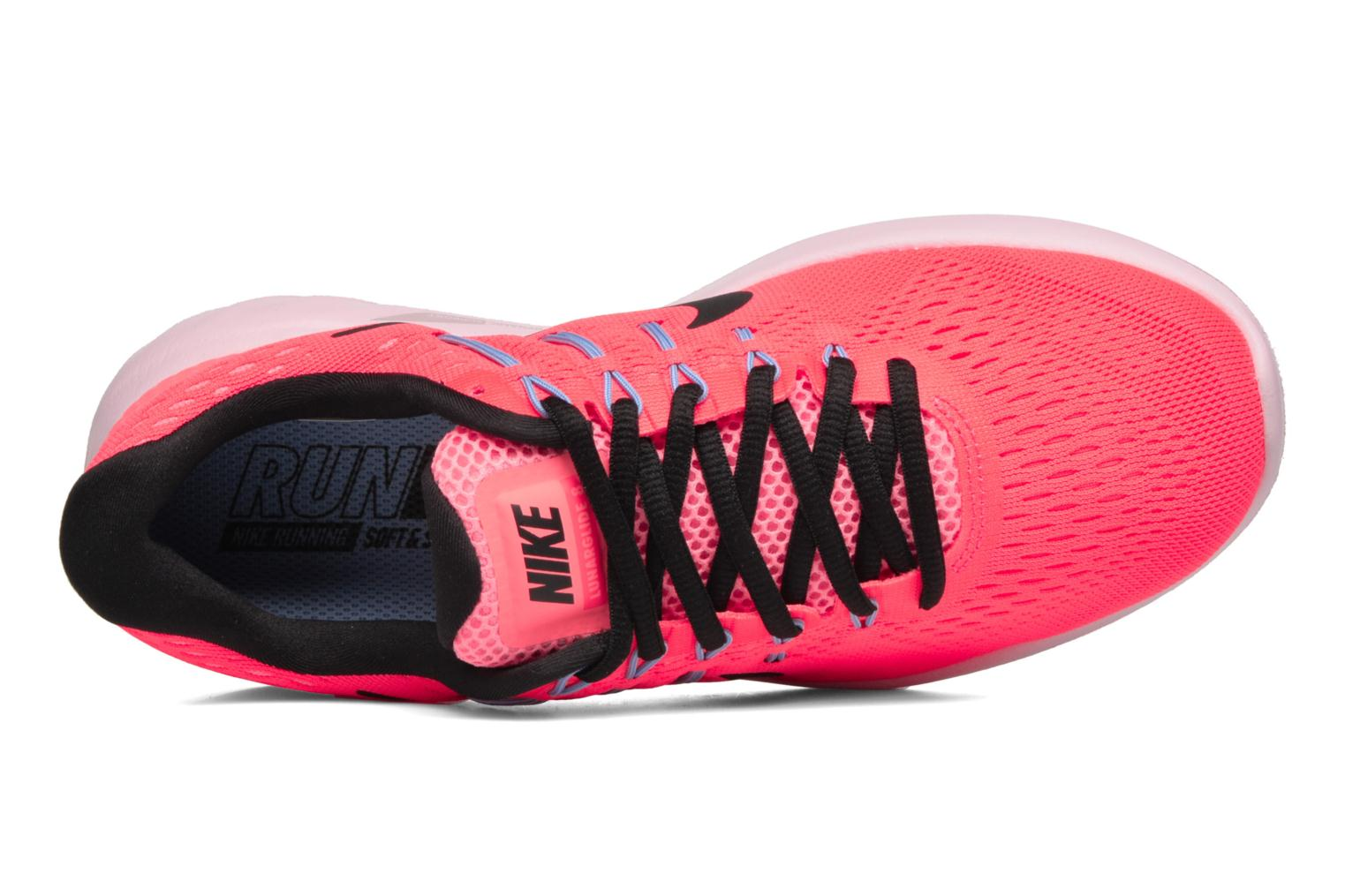 Sport shoes Nike Wmns Nike Lunarglide 8 Pink view from the left