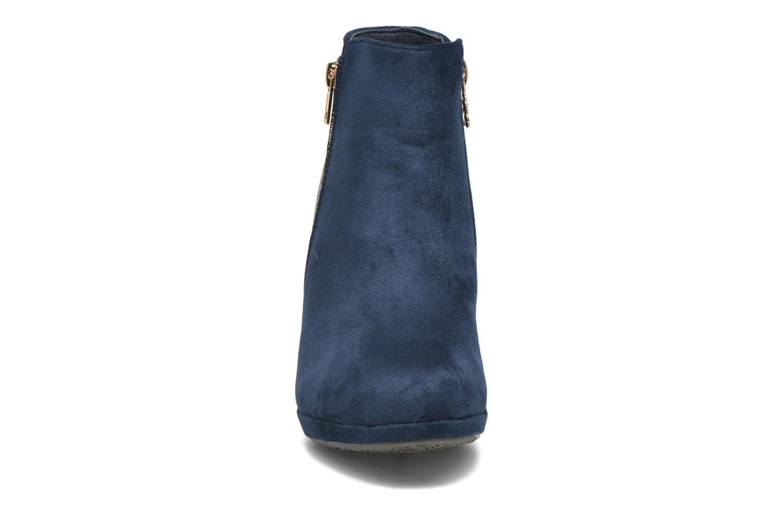 Bottines et boots Xti Fresia-30222 Bleu vue portées chaussures