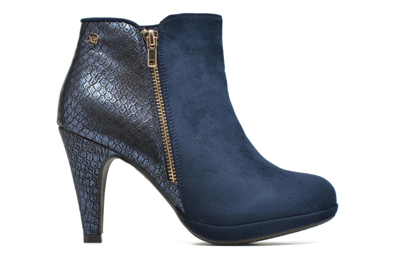 Bottines et boots Xti Fresia-30222 Bleu vue derrière