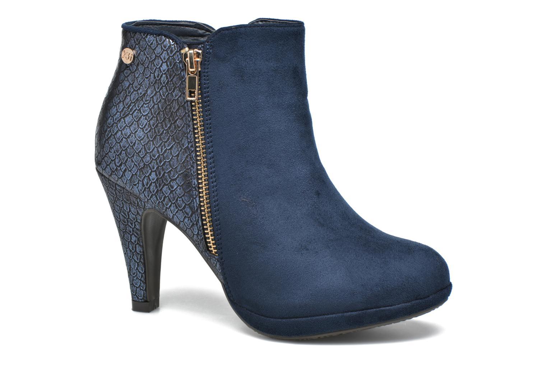 Bottines et boots Xti Fresia-30222 Bleu vue détail/paire