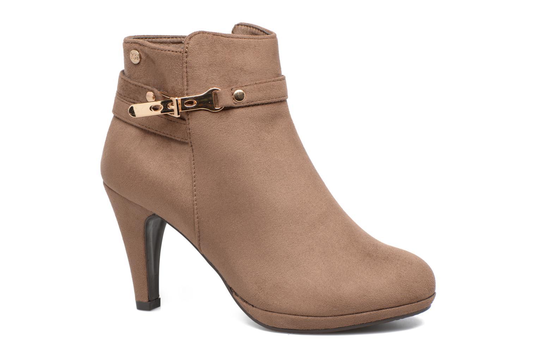 Bottines et boots Xti Poppy-46013 Marron vue détail/paire