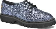 Veterschoenen Dames Paillettes-30324