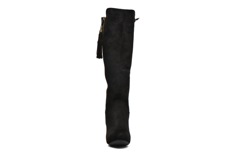 Bottes Xti Ava-46048 Noir vue portées chaussures
