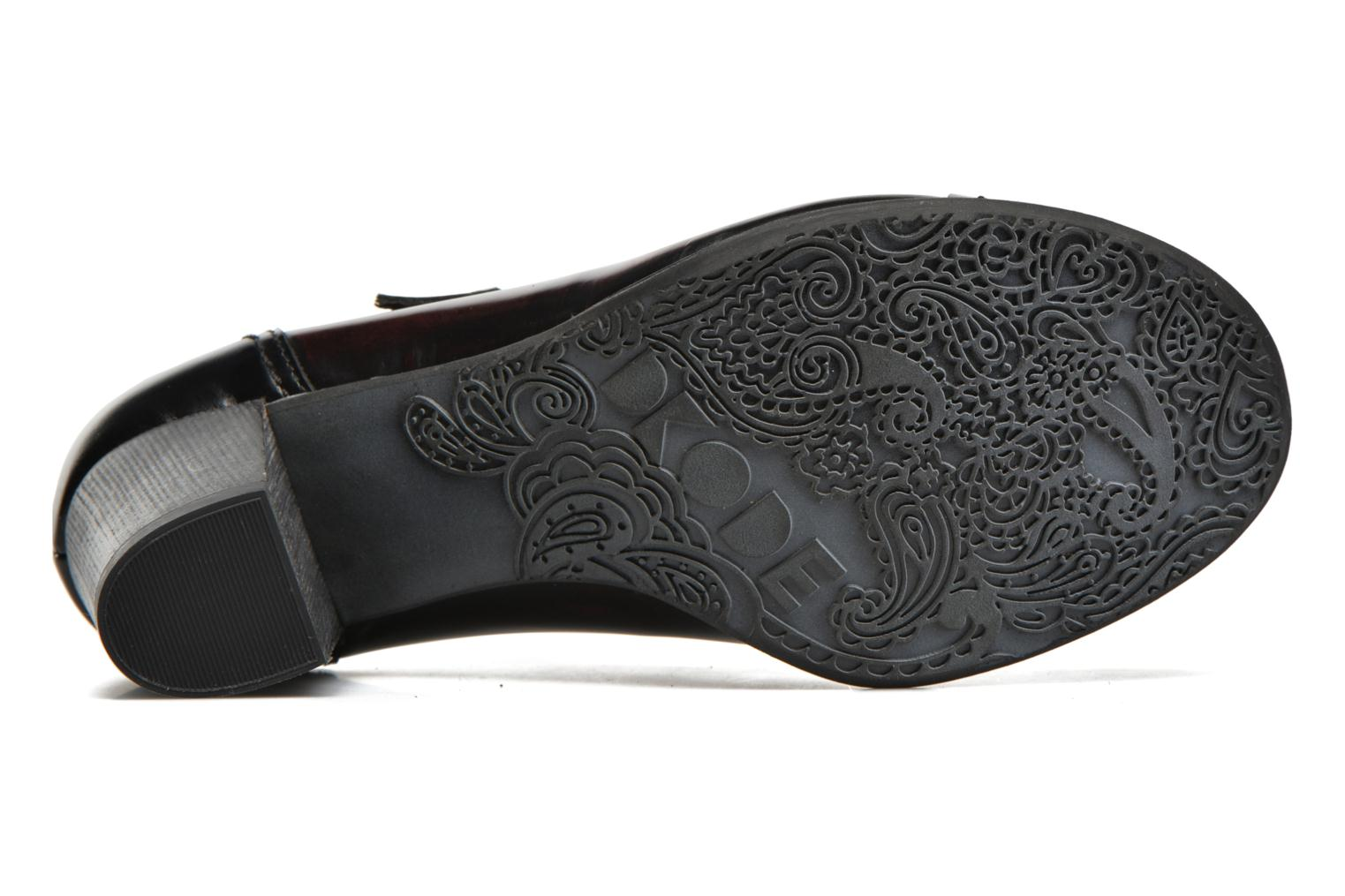 High heels Dkode Bria Black view from above