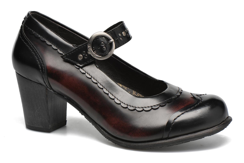 High heels Dkode Bria Black detailed view/ Pair view