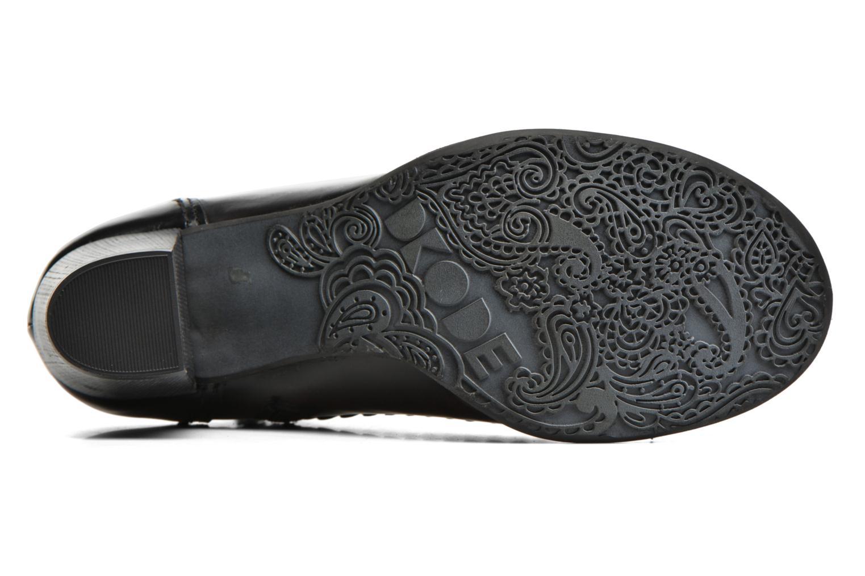 Stiefeletten & Boots Dkode Becca schwarz ansicht von oben