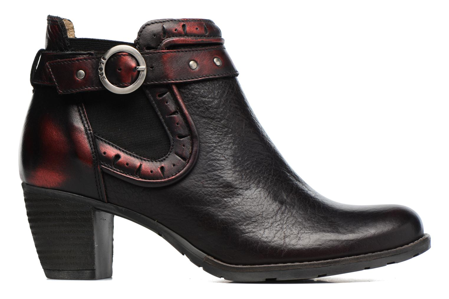 Ankle boots Dkode Cloe Black back view