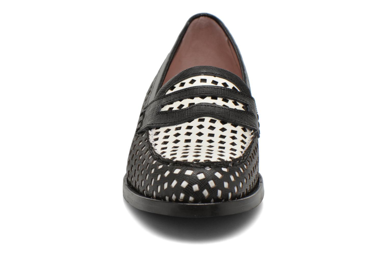Mocassins Boutique Moschino Mocka Multicolore vue portées chaussures
