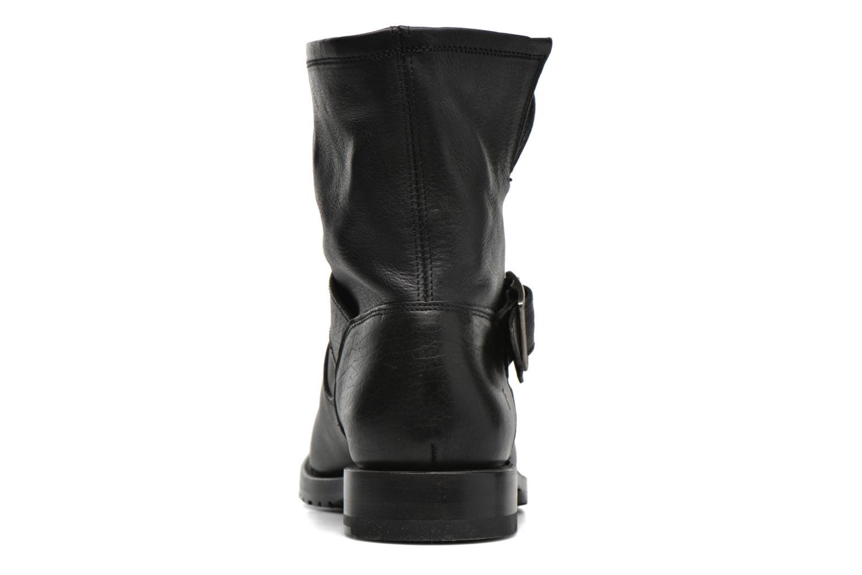 Bottines et boots Frye Natalie Short Engineer Noir vue droite