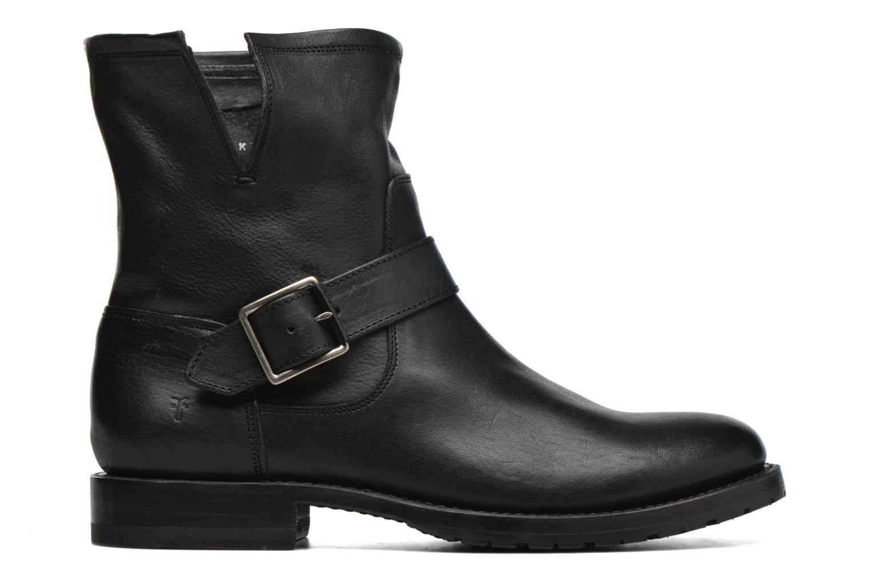 Bottines et boots Frye Natalie Short Engineer Noir vue derrière