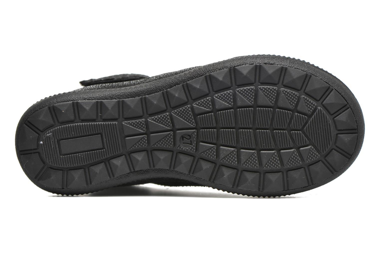 Sneaker Catimini Abeille schwarz ansicht von oben