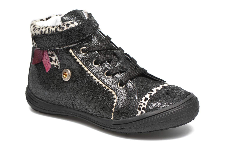 Sneaker Catimini Abeille schwarz detaillierte ansicht/modell