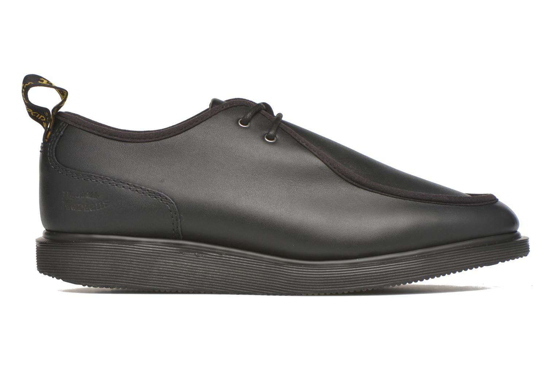 Zapatos con cordones DR. Martens Leverton Negro vistra trasera