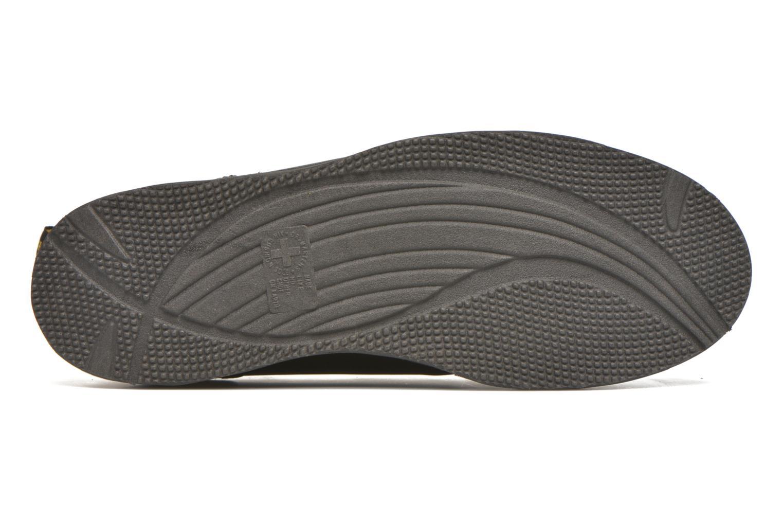 Chaussures à lacets Dr. Martens Leverton Noir vue haut