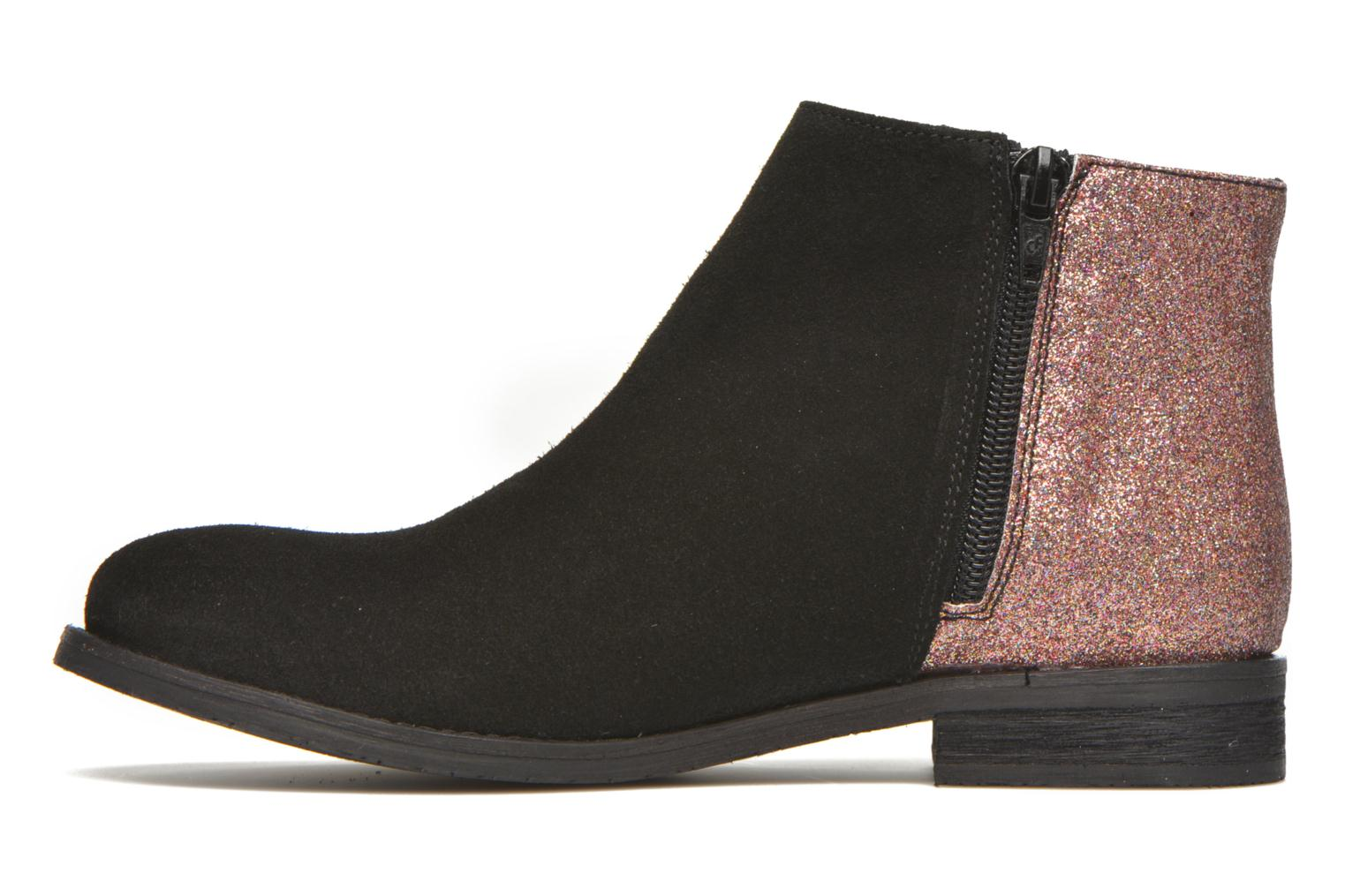 Ankle boots Yep Fabiola Black front view