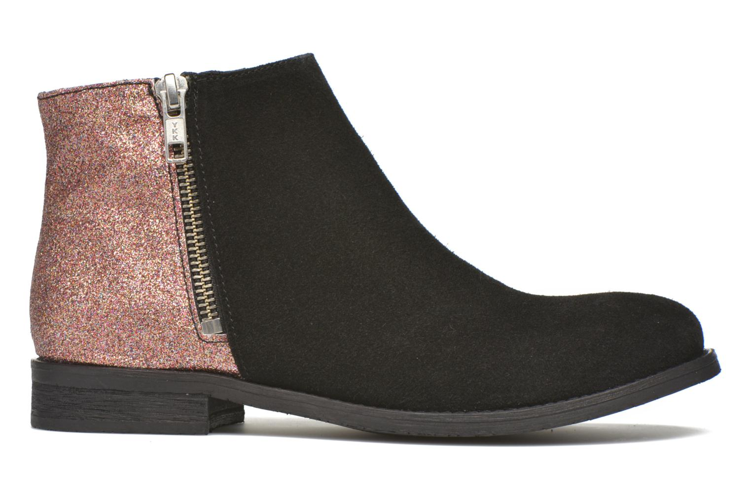 Ankle boots Yep Fabiola Black back view