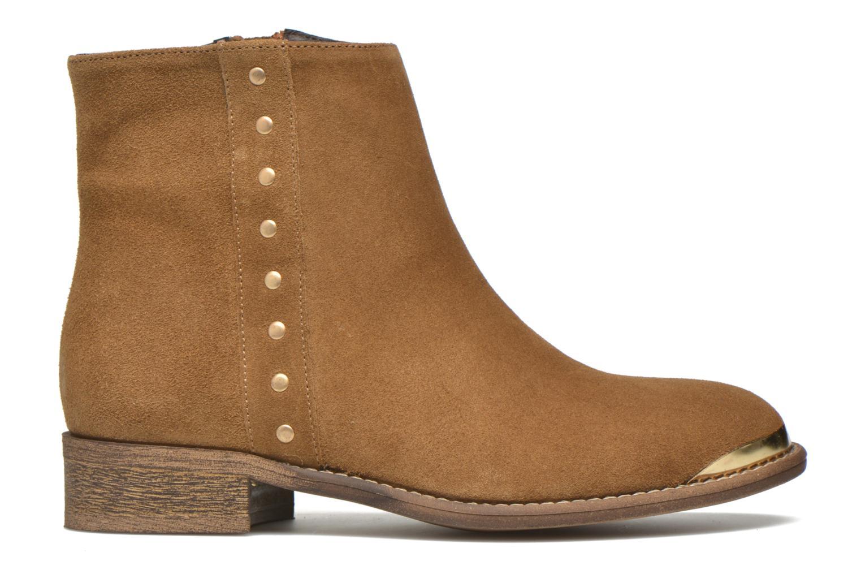 Bottines et boots Yep Fanny Beige vue derrière
