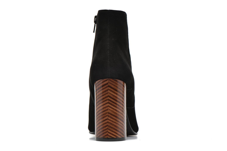 Stiefeletten & Boots Minelli Olba schwarz ansicht von rechts