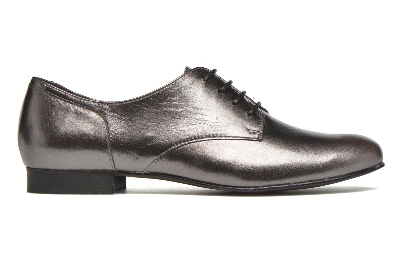 Chaussures à lacets Minelli Biby Or et bronze vue derrière