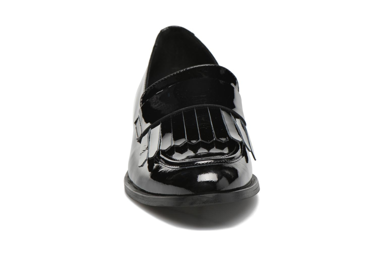 Mocassins Minelli Moxe Noir vue portées chaussures