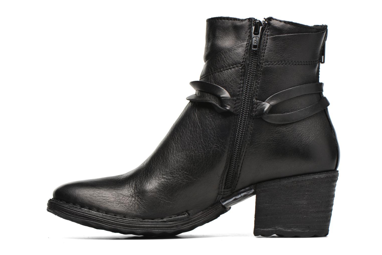 Ankle boots Khrio Oréona Black front view