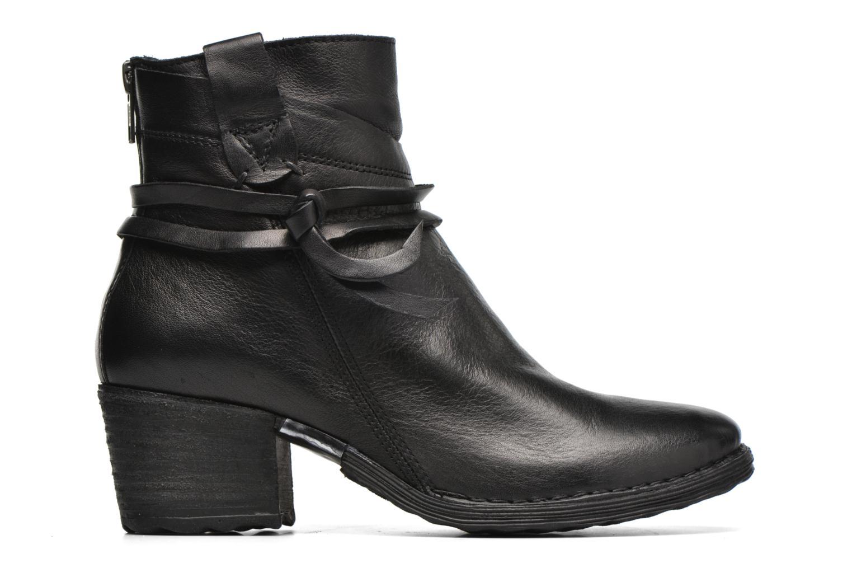 Ankle boots Khrio Oréona Black back view
