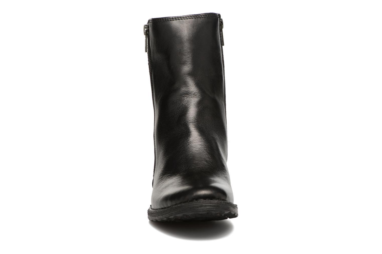 Bottines et boots Khrio Michini Noir vue portées chaussures