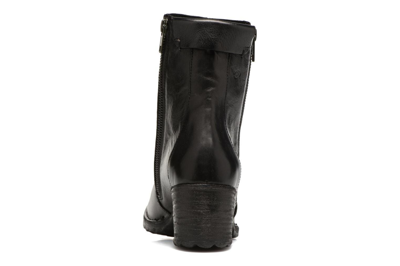 Bottines et boots Khrio Michini Noir vue droite