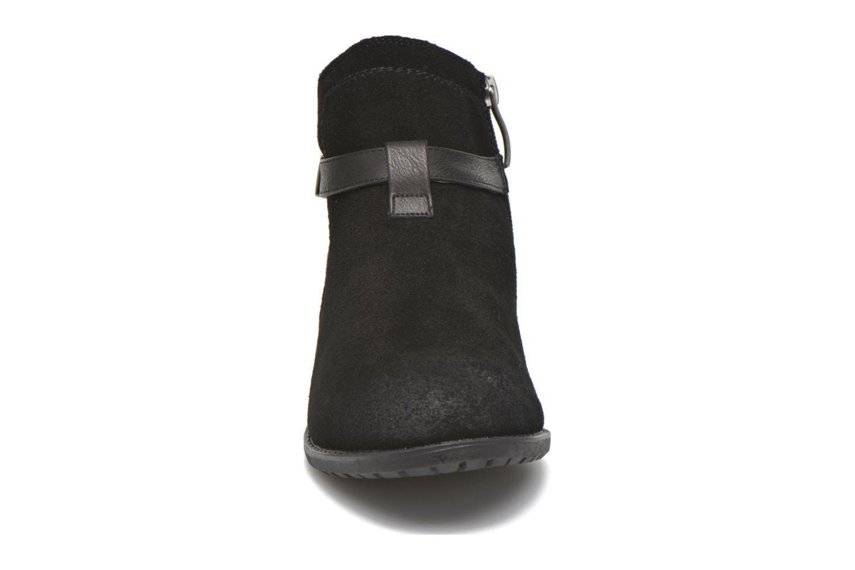 Bottines et boots Hush Puppies MARIA Noir vue portées chaussures
