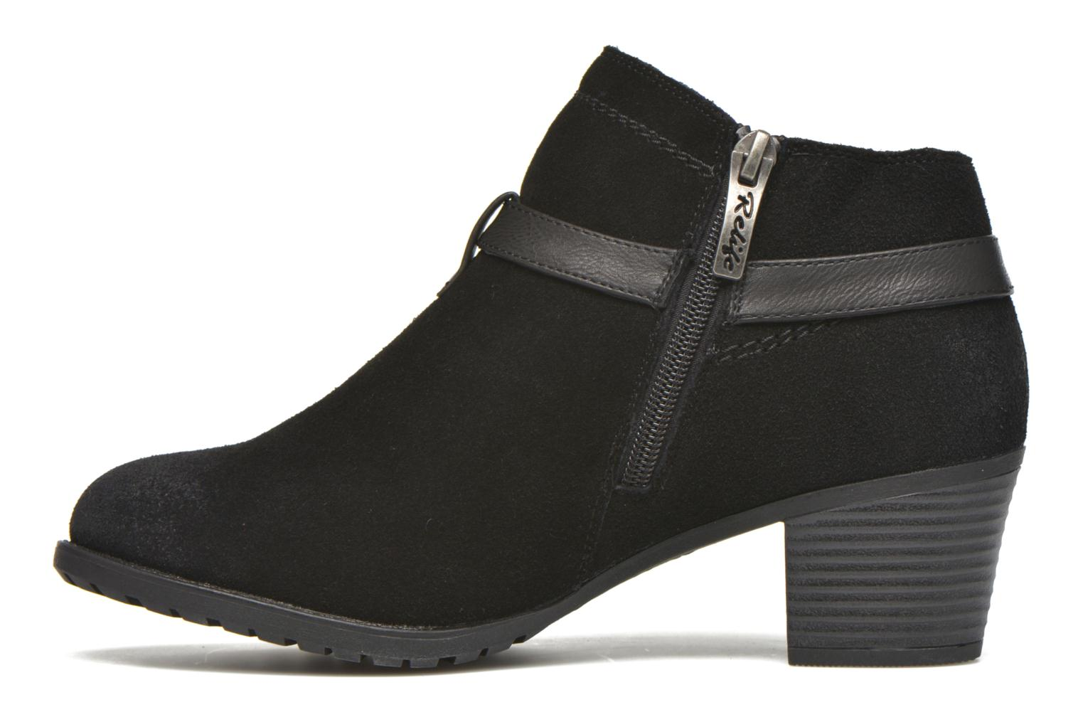 Ankle boots Hush Puppies MARIA Black front view