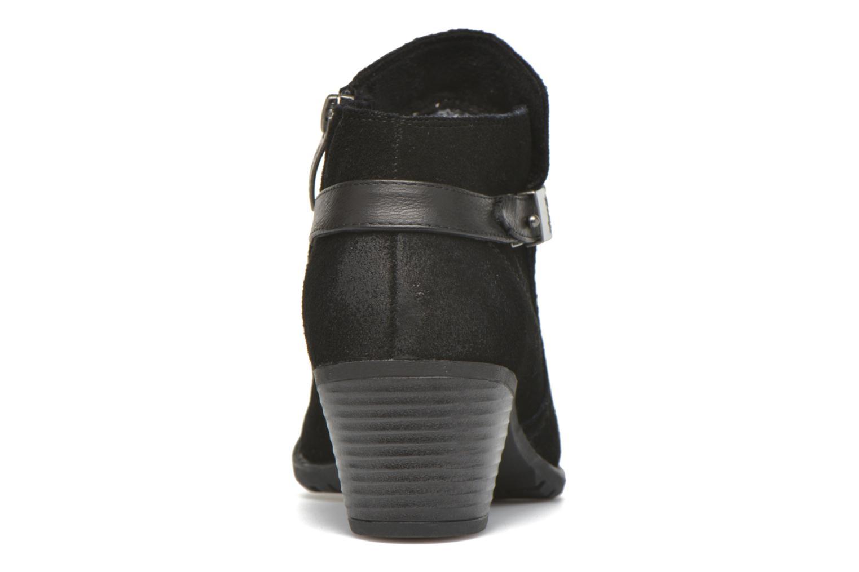 Stiefeletten & Boots Hush Puppies MARIA schwarz ansicht von rechts