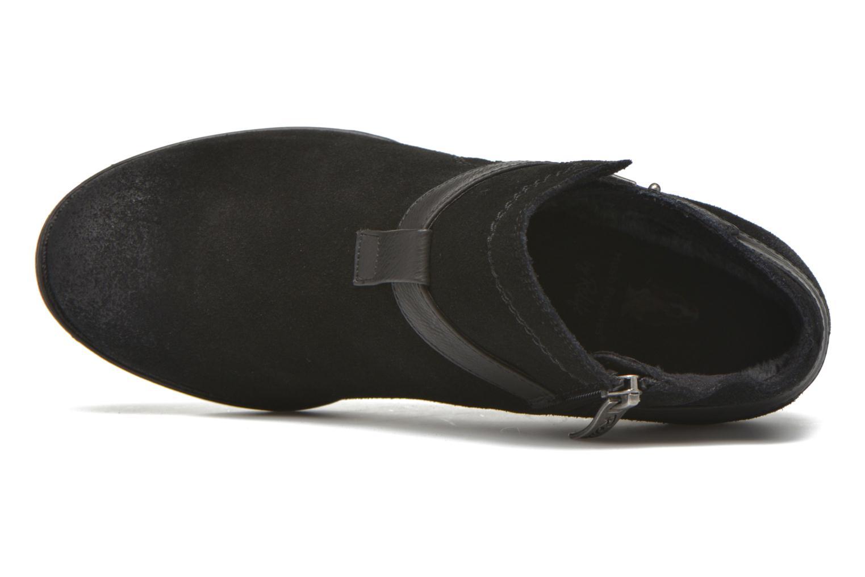 Stiefeletten & Boots Hush Puppies MARIA schwarz ansicht von links