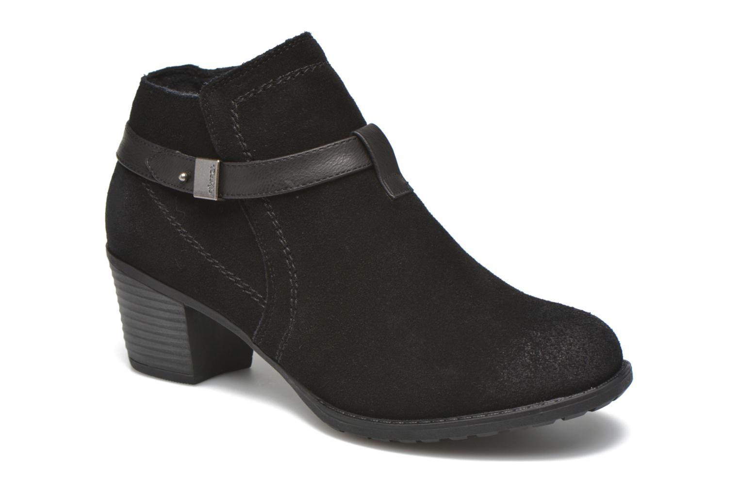 Ankle boots Hush Puppies MARIA Black detailed view/ Pair view
