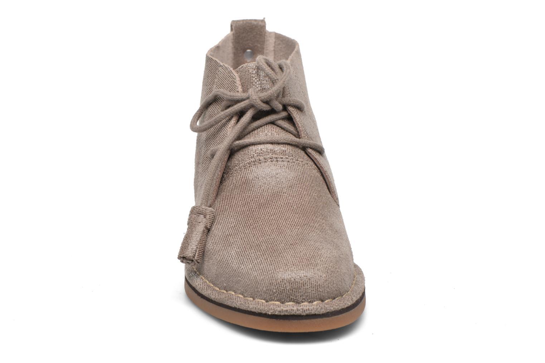 Bottines et boots Hush Puppies Cyra Catelyn Beige vue portées chaussures