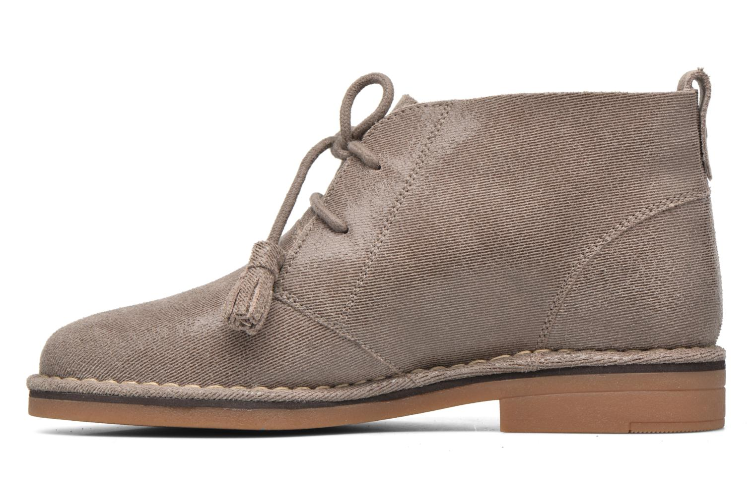 Bottines et boots Hush Puppies Cyra Catelyn Beige vue face