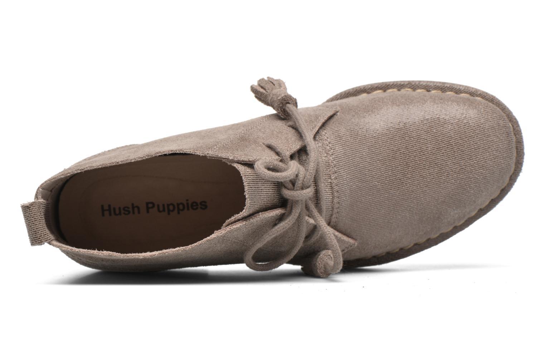Bottines et boots Hush Puppies Cyra Catelyn Beige vue gauche