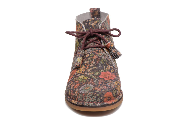 Bottines et boots Hush Puppies Cyra Catelyn Bleu vue portées chaussures